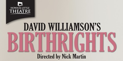 David Williamson's BIRTHRIGHTS