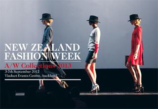 NEW ZEALAND FASHION WEEK 2012